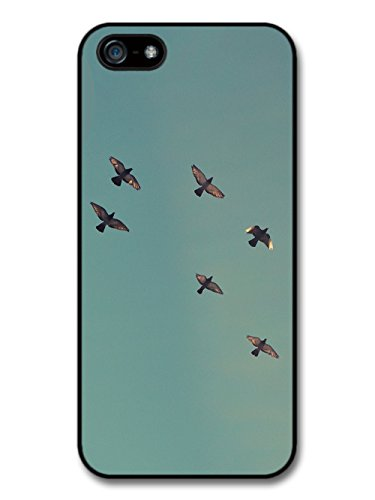 Nature Birds Flying Animal Photography Cool Cute case for iPhone 5 5S