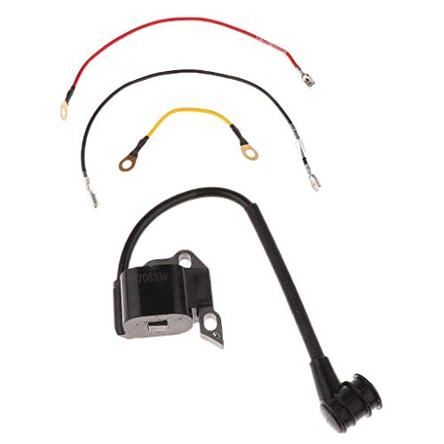 FHelectronic Ignition Coil Module Ignition Coil Spark Head Plug Fit for Stihl MS210/230/250/025 Chainsaw: Amazon.co.uk: Garden & Outdoors