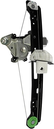 APDTY 852696 Power Window Motor & Regulator Assembly Fits Rear Right Passenger-Side 2000-2007 Ford Focus 4-Door Sedan or 5-Door Hatchback (Replaces Ford 6S4Z5427000A, WLRA14) (Ford Focus 4 Door Hatchback)