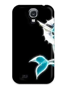 New XZaRsgE2429zAQPB Pokemon Skin Case Cover Shatterproof Case For Galaxy S4