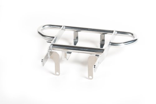 Pack 6 Rack (XFR - Extreme Fabrication Aluminum Cooler Rack Six Pack Grab Bar Honda TRX450R 450R (2004-2005))