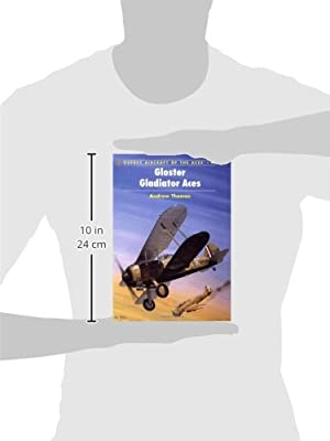 Gloster Gladiator Aces (Osprey Aircraft of the Aces No 44)