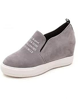 GGX/ Zapatos de mujer-Plataforma-Creepers-Tacones-Vestido / Fiesta y