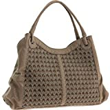 BIG BUDDHA Jayden Tote,Taupe,one size, Bags Central