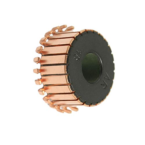 - Aexit 8mm x Generators 21.5mm x 12mm Copper Casing Mounted On Armature Commutator-End Bearings Motor Commutator