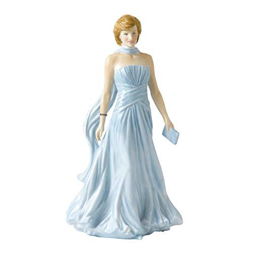 - Royal Doulton Collectors Edition of 3000 Remembering Diana The People's Princess 9.3