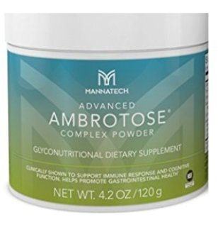 Mannatech Advanced Ambrotose 120G Powder