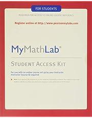 MyLab Math -- Standalone Access Card