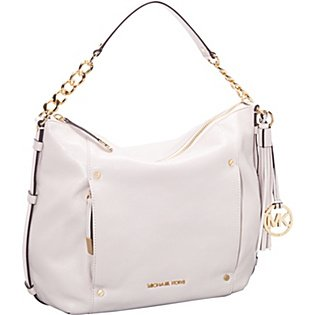 0dcf09934262 Amazon.com  Michael Kors Devon Large Ew Shoulder Tote Genuine Leather  Vanilla Rose Gold  Shoes