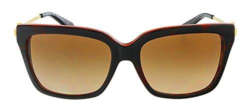 Michael Kors Abela I Square Sunglasses Tortise - Tortise Glasses
