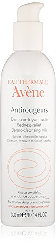Price comparison product image Eau Thermale Avène Antirougeurs Dermo Cleansing Milk, 10.14 fl. oz.