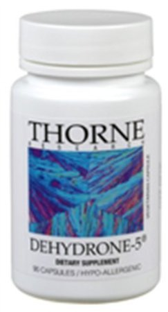 Thorne Research - Dehydrone-cinq (5 mg DHEA) - 180ct