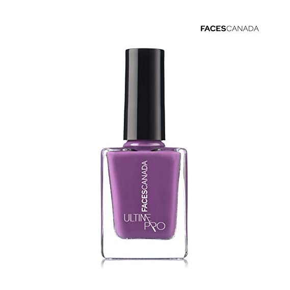 Faces Canada Ultime Pro Gel Lustre Nail Lacquer Amethyst 35 9ml (Purple)
