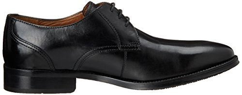 Walk Brouge Kolby Stringate Uomo Clarks Leather Black Nero Scarpe UwTvq16