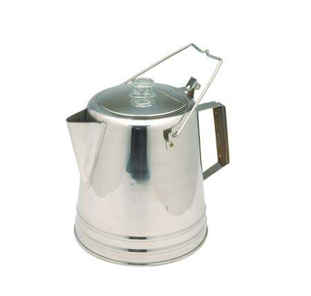 Texsport Stainless Steel Coffee Percolator