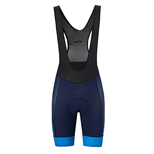 Oakley Men's Jawbreaker Cycling Bib Shorts Atomic (XX-Large, Atomic Blue) by Oakley (Image #1)