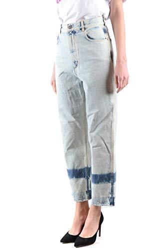 Mujer Goose Jeans Algodon Mcbi36547 Azul Golden 50xS4F4q
