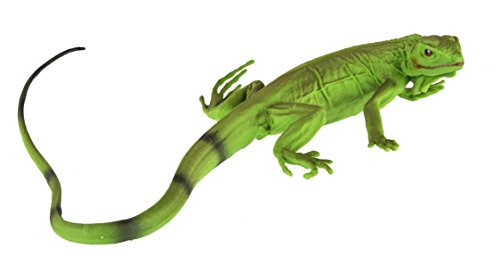 (Safari Ltd. Incredible Creatures Iguana Baby - Realistic Hand Painted Toy Figurine Model - Quality Construction from Phthalate, Lead and BPA Free Materials - For Ages 3 and Up)