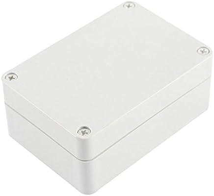 TOOGOO Caja de proyecto electronico de conexiones de plastica de ...
