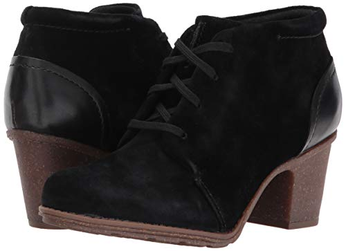 Pictures of CLARKS Women's Sashlin Sue Ankle Bootie Green 4