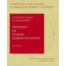 Learning and Using Communication Theories: A Student Guide for Theories of Human Communications