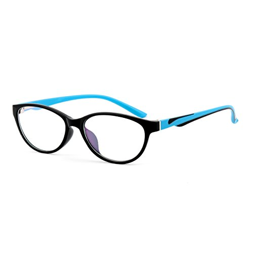 Royal Son Full Rim Cat-Eye Spectacle Frame For Women ( RS05670ER | 50 | Transparent )