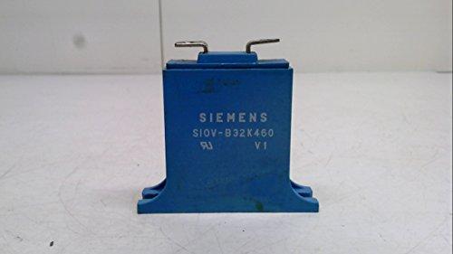 - Siemens Siov-B32k460, Resistor, Chassis Mount, 2 Terminals, 1.0W, Siov-B32k460
