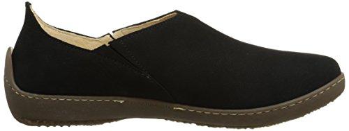 El Naturalista ND80 BEE - Zapatillas de casa de cuero mujer negro - negro