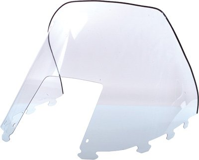 Koronis (Sno-Stuff) High Replacement Windshields - Polaris Indy 440 1994-1998 / Indy 500 1994-1999 / Indy Trail/XLT 1995-1999 - Clear - 20 Inch - - 500 1997 Indy