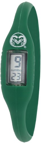 (RumbaTime Men's Colorado State University Large Watch)