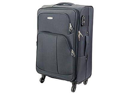 Usha Shriram Eurolex Panther 20 Inch Soft Trolley Bag Luggage  Amazon.in   Bags 82bc6fb233396