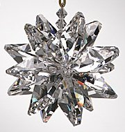 Clear Large Crystal Suncluster with Austrian Crystal by J'Leen