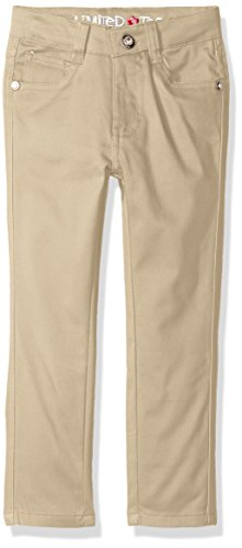 Limited Too Girls' Stretch Twill Skinny Pant