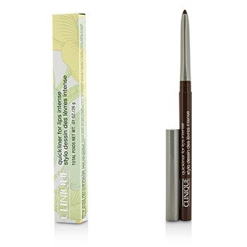 Clinique Quick Liner for Lips Intense, #03 Intense Cola, 0.0