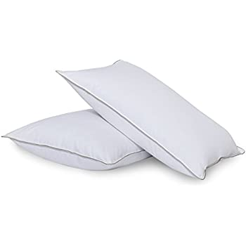 Amazon Com Bed Pillows For Sleeping King Size Pillows