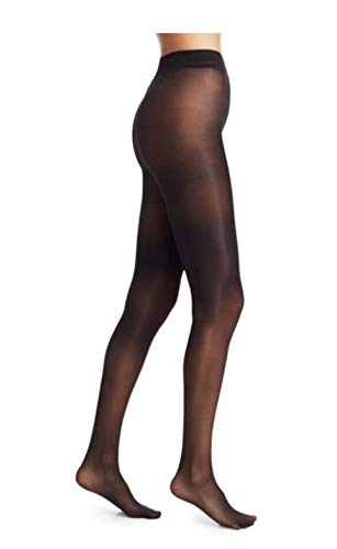 b0102f0a5 Evolution Semi-Sheer Jersey Pantyhose at Amazon Women s Clothing store
