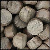 WIDGETCO 1/2'' Walnut Floor Plugs(QTY 5,000)