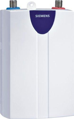 Siemens DH05101 Kleindurchlauferhitzer 4.6 KW Untertisch, Weiß