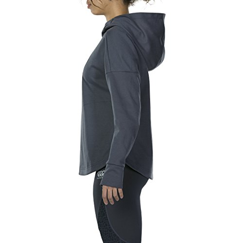 Sudadera Capucha Con Zealand Azul Canterbury The Vapodri Mujer Head New Over Of Fleece Oscuro 6zwHv8q