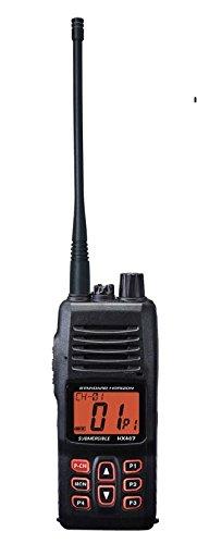HX407 Handheld UHF, Commercial