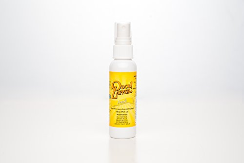 Odor Zapper Disinfectant Spray - For use in Shoes, Gym Bags, Yoga Mats, Kid's Cars and More! -