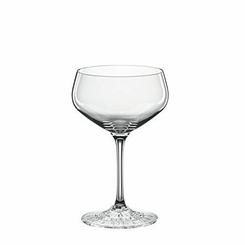 Spiegelau Perfect Serve Collection Perfect Coupette Glass, Set of 4 ()