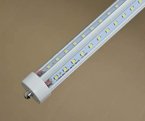 Soft White Fluorescent Bulb Linear44; 800 Lumens Pack of 6 Philips 3000005 15W T12 1.5 Dia x 18 in