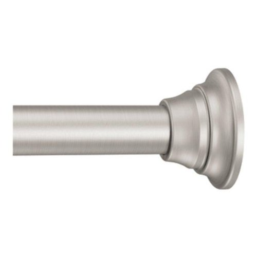 Moen TR1000BN Tension Rod, Brushed Nickel