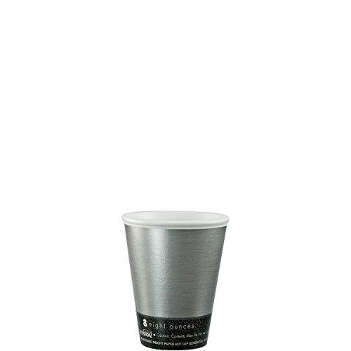 Dart 89U8FS 8 oz Steele Fusion Cup (Case of 1000)