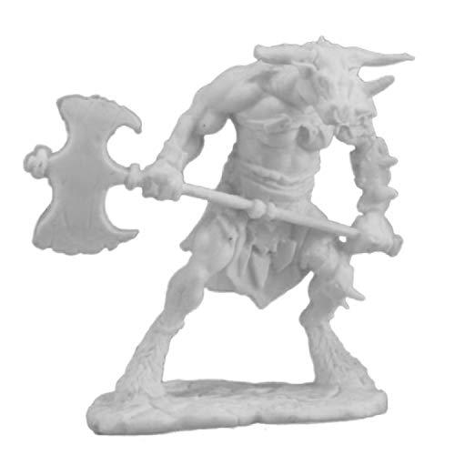 Reaper RPR77251 Bones Bloodhoof Minotaur Barbarian Miniature
