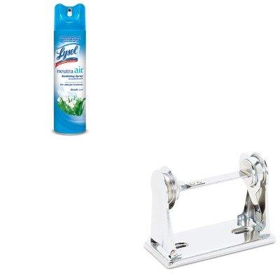 KITRAC76938EASJMR200XC - Value Kit - Locking Toilet Tissue Dispensers 6quot;w x 4 1/2quot;d x 2 3/4quot;h. (SJMR200XC) and Neutra Air Fresh Scent (RAC76938EA)