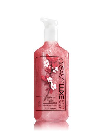 Creamy Luxe Hand Soap (Japanese Cherry Blossom)
