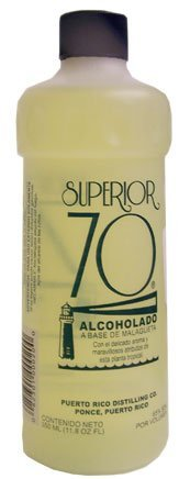 Superior 70 Bay Rum 350ml [ALL SEALED]