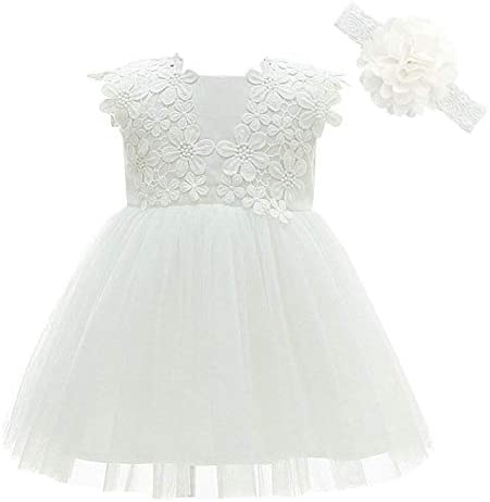 Greatop Girls Christening Baptism Formal product image